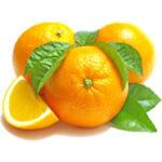 Orange Crystals